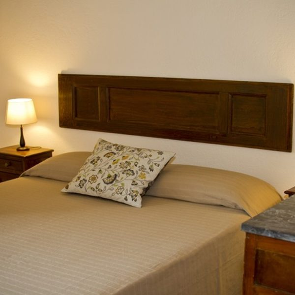 typical farmhouse bedroom