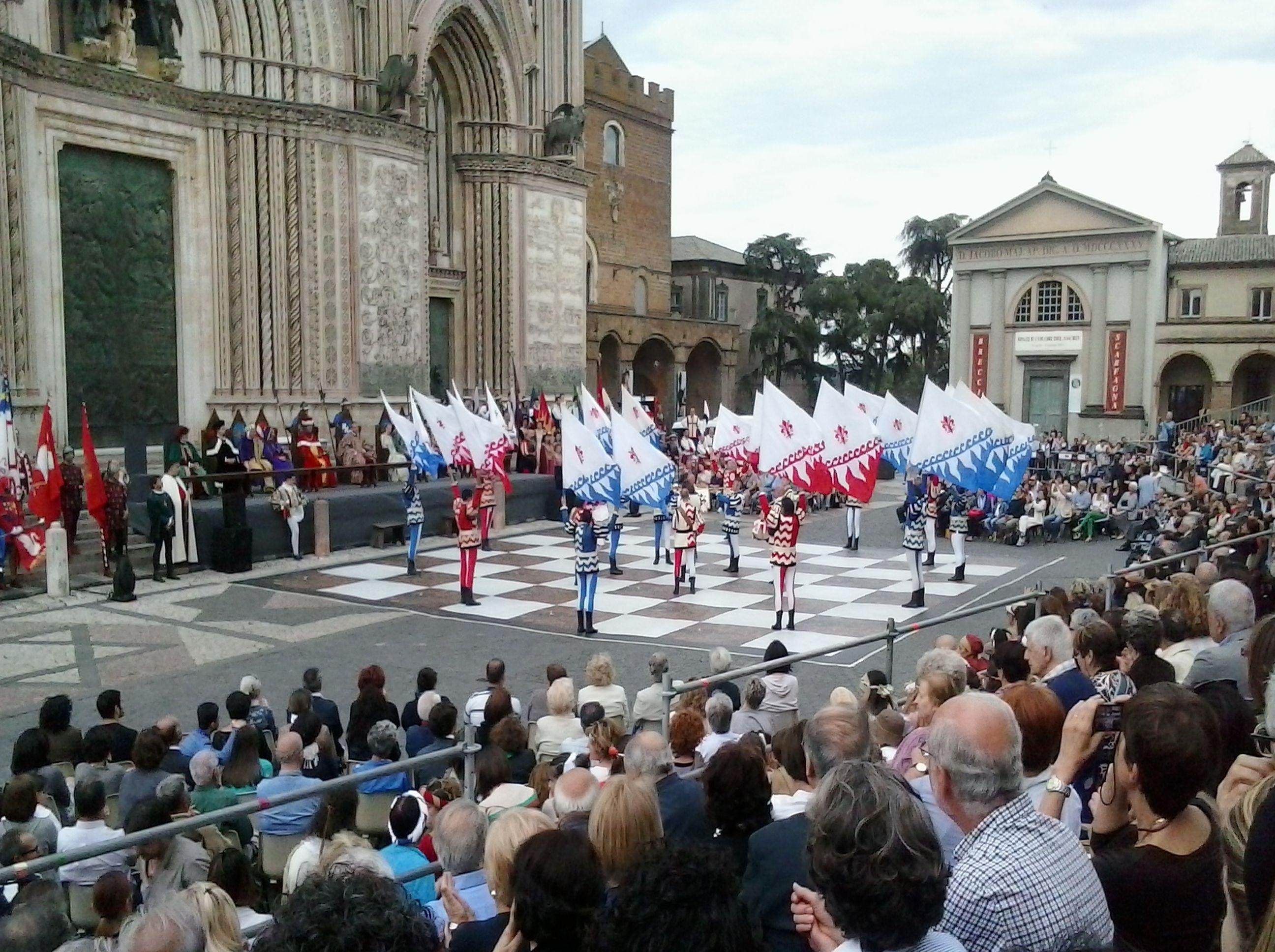 Medieval Festival Orvieto