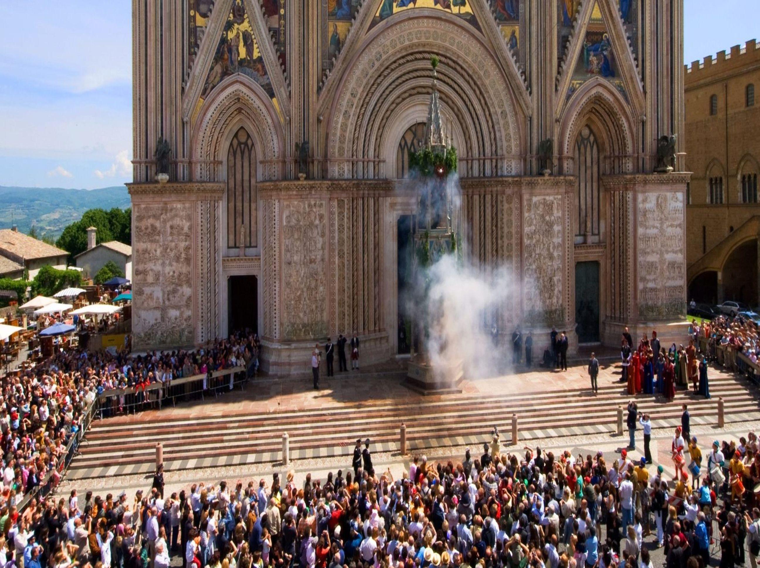 Festa della Palombella Orvieto